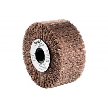 Ламельно-войлочные шлифовальные щетки METABO (круги) 105x100 мм P60 (623483000)
